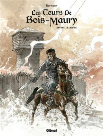 Couverture de l'album Les Tours de Bois-Maury - HS. L'Homme à la hache