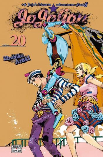 Couverture de l'album Jojo's Bizarre Adventure - Saison 8 - Jojolion - 20. tome 20