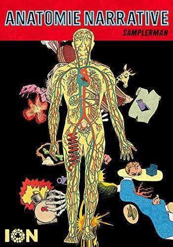 Couverture de l'album Anatomie narrative (One-shot)