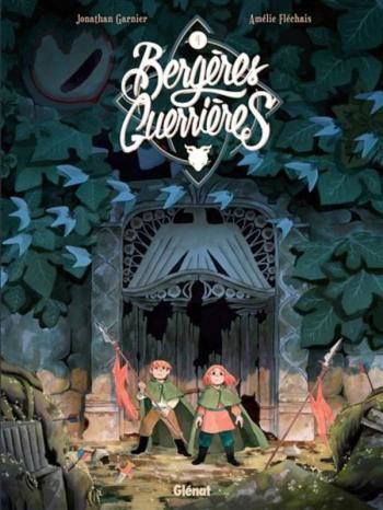 Couverture de l'album Bergères guerrières - 4. L'abîme