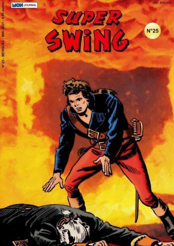 Couverture de l'album Super Swing (2e Série) - 25. L'auberge de la terreur (1)
