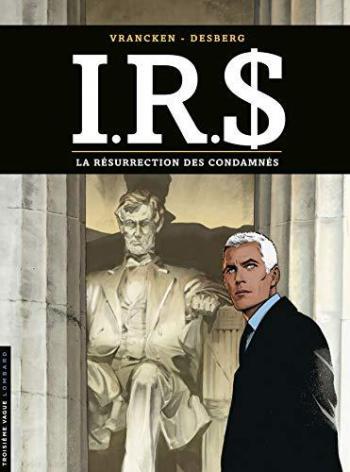 Couverture de l'album I.R.$ - 22. La Résurrection des condamnés
