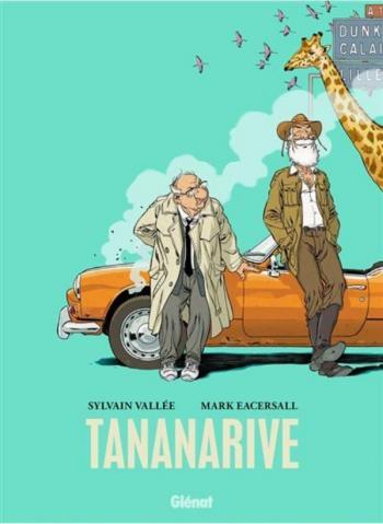 Couverture de l'album Tananarive (One-shot)