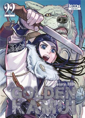 Couverture de l'album Golden Kamui - 22. Tome 22