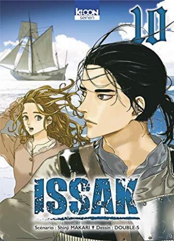 Couverture de l'album Issak - 10. L'art du tir à la Hollandaise