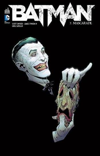 Couverture de l'album Batman (DC Renaissance) - 7. Mascarade