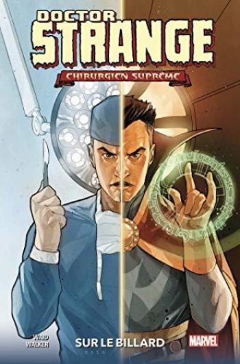 Couverture de l'album Doctor Strange - Chirurgien suprême (2020) (One-shot)