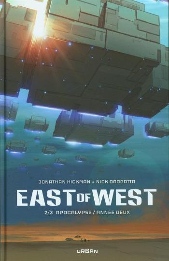 Couverture de l'album East of West - INT. Apocalypse: Année Deux