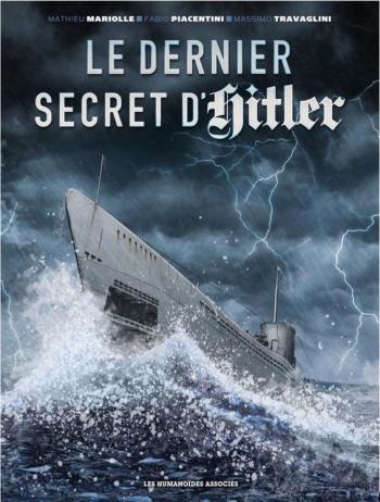 Couverture de l'album Le Dernier secret d'Hitler (One-shot)