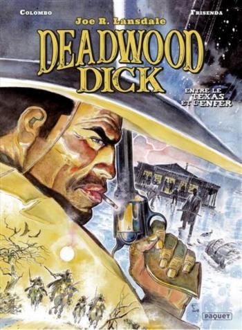 Couverture de l'album Deadwood Dick - 2. Entre le Texas et l'enfer
