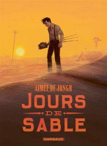 Couverture de l'album Jours de sable (One-shot)