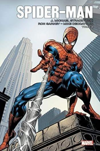 Couverture de l'album Spider-Man par Straczinski - 4. Tome 4