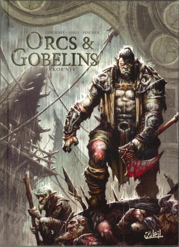Couverture de l'album Orcs et Gobelins - 13. Kor'Nyr