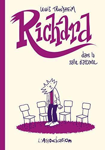 Couverture de l'album Richard - 4. Richard dans la salle d'attente