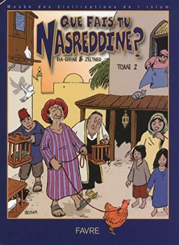 Couverture de l'album Nasreddine - 2. Que fais-tu Nasreddine