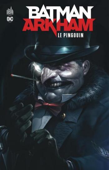 Couverture de l'album Batman Arkham - HS. Le Pingouin