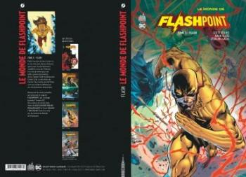 Couverture de l'album Le Monde de Flashpoint - 3. Tome 3