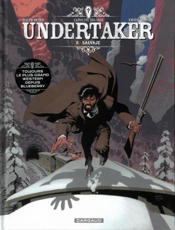 Couverture de l'album Undertaker - 6. Salvaje