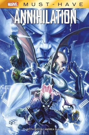 Couverture de l'album Best of Marvel - Must-have - 31. Annihilation