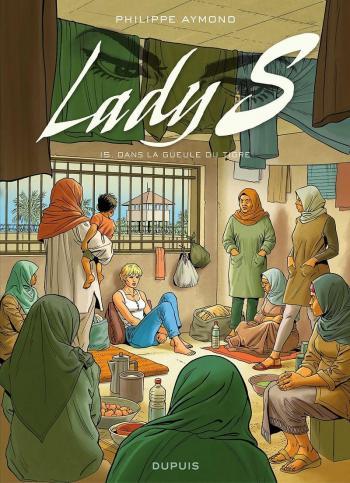 Couverture de l'album Lady S. - 15. Dans la gueule du Tigre