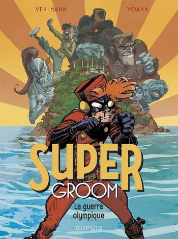 Couverture de l'album SuperGroom - 2. La guerre olympique