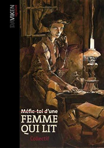 Couverture de l'album (Méfie-toi d')une femme qui lit (One-shot)