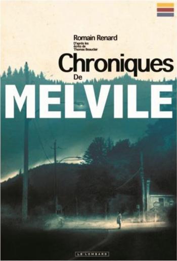 Couverture de l'album Melvile - HS. Les Chroniques de Melvile
