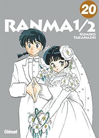 Couverture de l'album Ranma 1/2 (Édition Originale) - 20. Tome 20