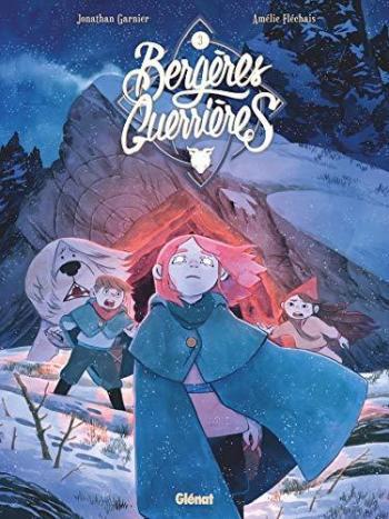 Couverture de l'album Bergères guerrières - 3. Le Périple