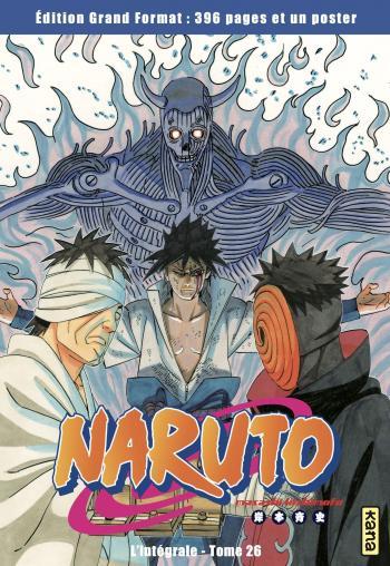 Couverture de l'album Naruto (Hachette) - 26. Naruto