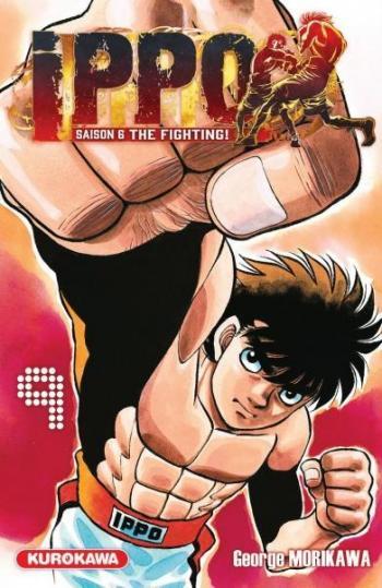Couverture de l'album Ippo - Saison 6 - The Fighting ! - 9. Tome 09