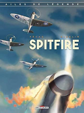 Couverture de l'album Ailes de légende - 1. Spitfire
