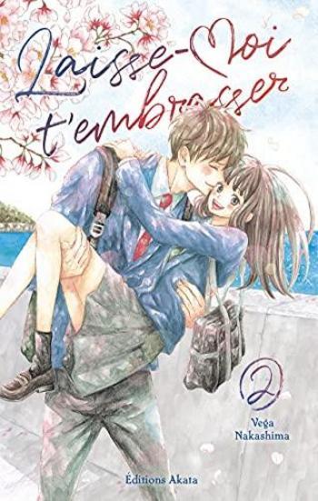 Couverture de l'album Laisse-moi t'embrasser - 2. tome 2