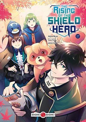 Couverture de l'album The Rising of the Shield Hero - 17. tome 17