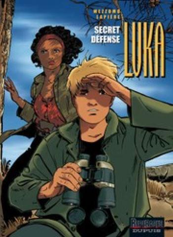 Couverture de l'album Luka - 10. Secret défense