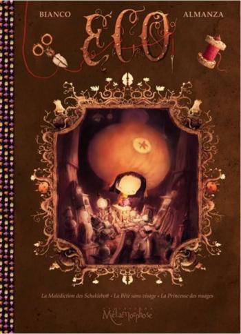 Couverture de l'album Eco - INT. Intégrale
