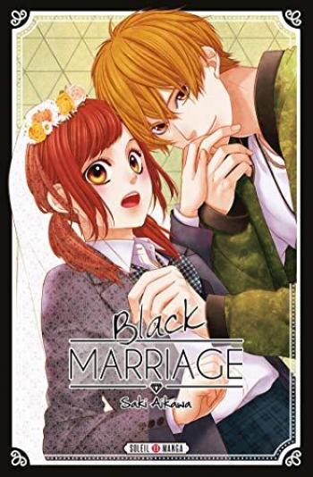 Couverture de l'album Black Marriage - 1. tome 1