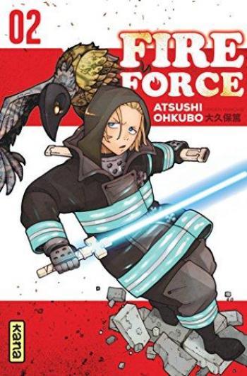 Couverture de l'album Fire Force - 2. Tome 2