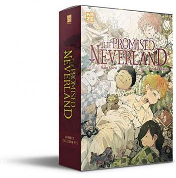 Couverture de l'album The Promised Neverland - 20. L'autre rive du destin