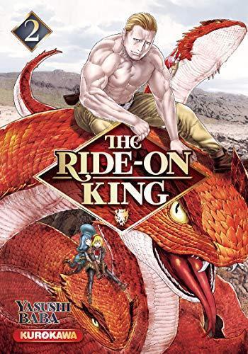 Couverture de l'album The Ride-on King - 2. tome 2