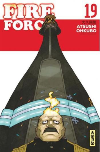 Couverture de l'album Fire Force - 19. tome 19