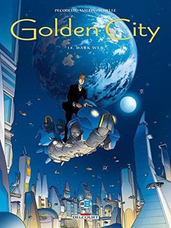 Couverture de l'album Golden City - 14. Dark Web
