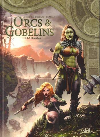 Couverture de l'album Orcs et Gobelins - 14. Shaaka