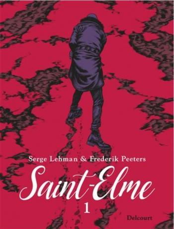 Couverture de l'album Saint-Elme - 1. La Vache brûlée