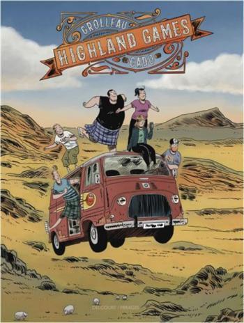 Couverture de l'album Highland Games (One-shot)