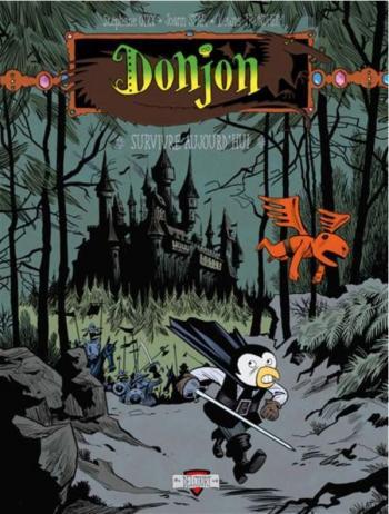 Couverture de l'album Donjon Potron-Minet - -82. Survivre aujourd'hui