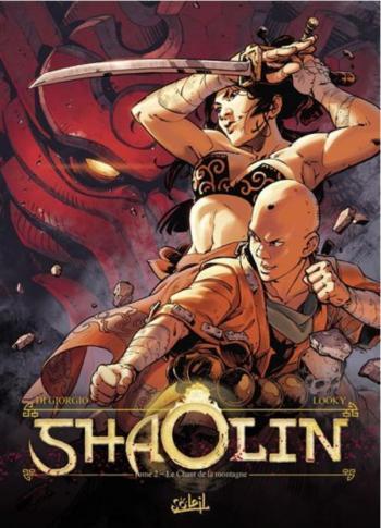 Couverture de l'album Shaolin - 2. Le Chant de la montagne