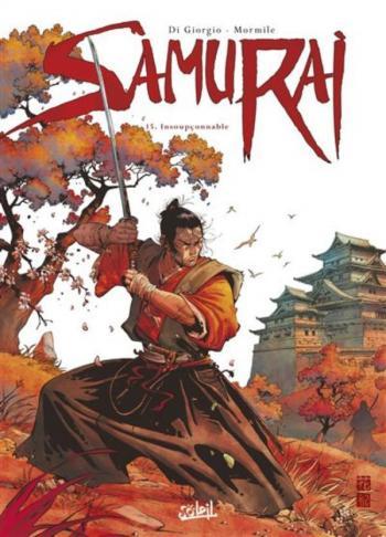 Couverture de l'album Samurai - 15. Insoupçonnable