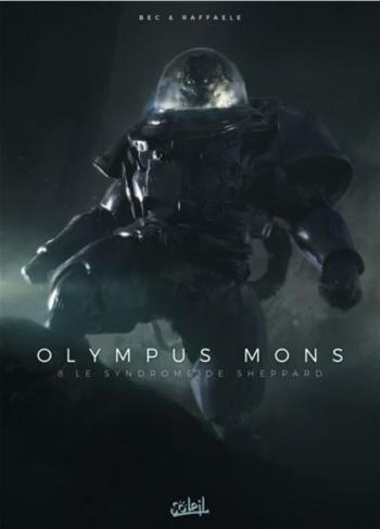 Couverture de l'album Olympus Mons - 8. Le Syndrome de Sheppard