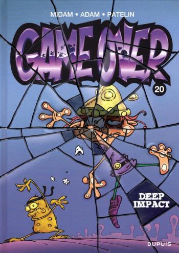 Couverture de l'album Game Over - 20. Deep impact